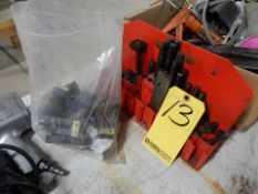 LOT HOLD DOWN CLAMPS