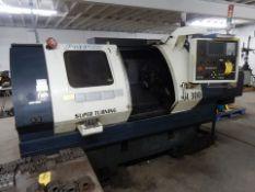 2005 JOHNFORD SL-300 CNC TURNING CENTER, S/N TE05015