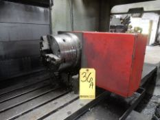 """HAAS HRT-210 8"""" 4TH AXIS ROTARY TABLE W/TAIL STOCK"""