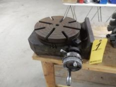 "12"" RIGHT ANGLE ROTARY TABLE"