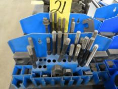 LOT (2) HOLD DOWN CLAMP SETS