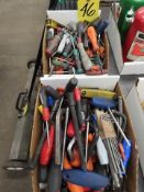 LOT HEX WRENCHES