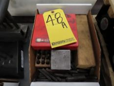 LOT STEEL STAMPS
