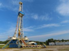 COMPLETE RIG PACKAGE - CONTINENTAL EMSCO 1000 HP SCR DRILLING RIG PACKAGE, INCLUDES LOT#'S 2-27: