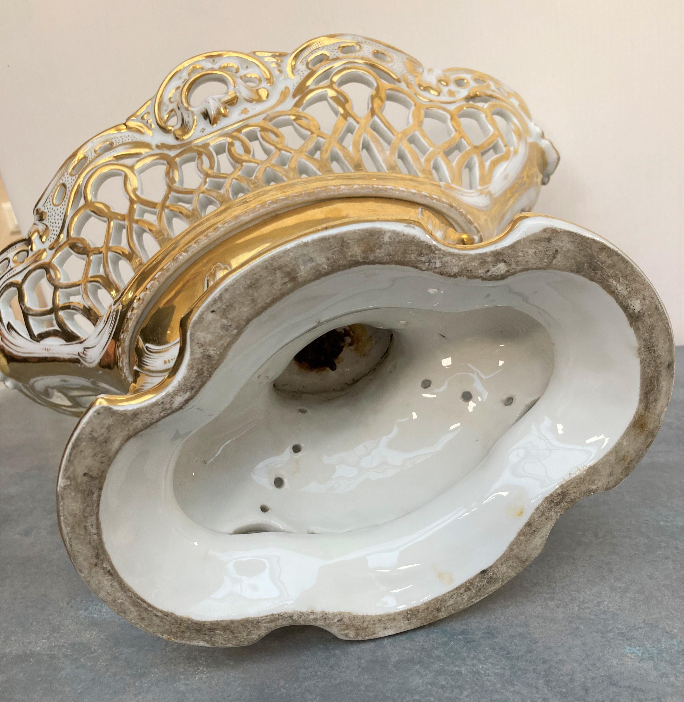 ASSIETTE en porcelaine polychrome. Chine, XXe. Diam. 26,5. - Image 2 of 2