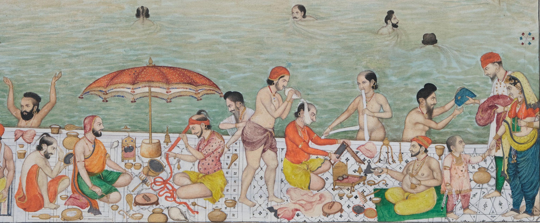 Scènes de vie au Harmandir Sahib, le Temple d'Or d'Amritsar Inde du nord, Penjab, Amritsar - Image 6 of 9
