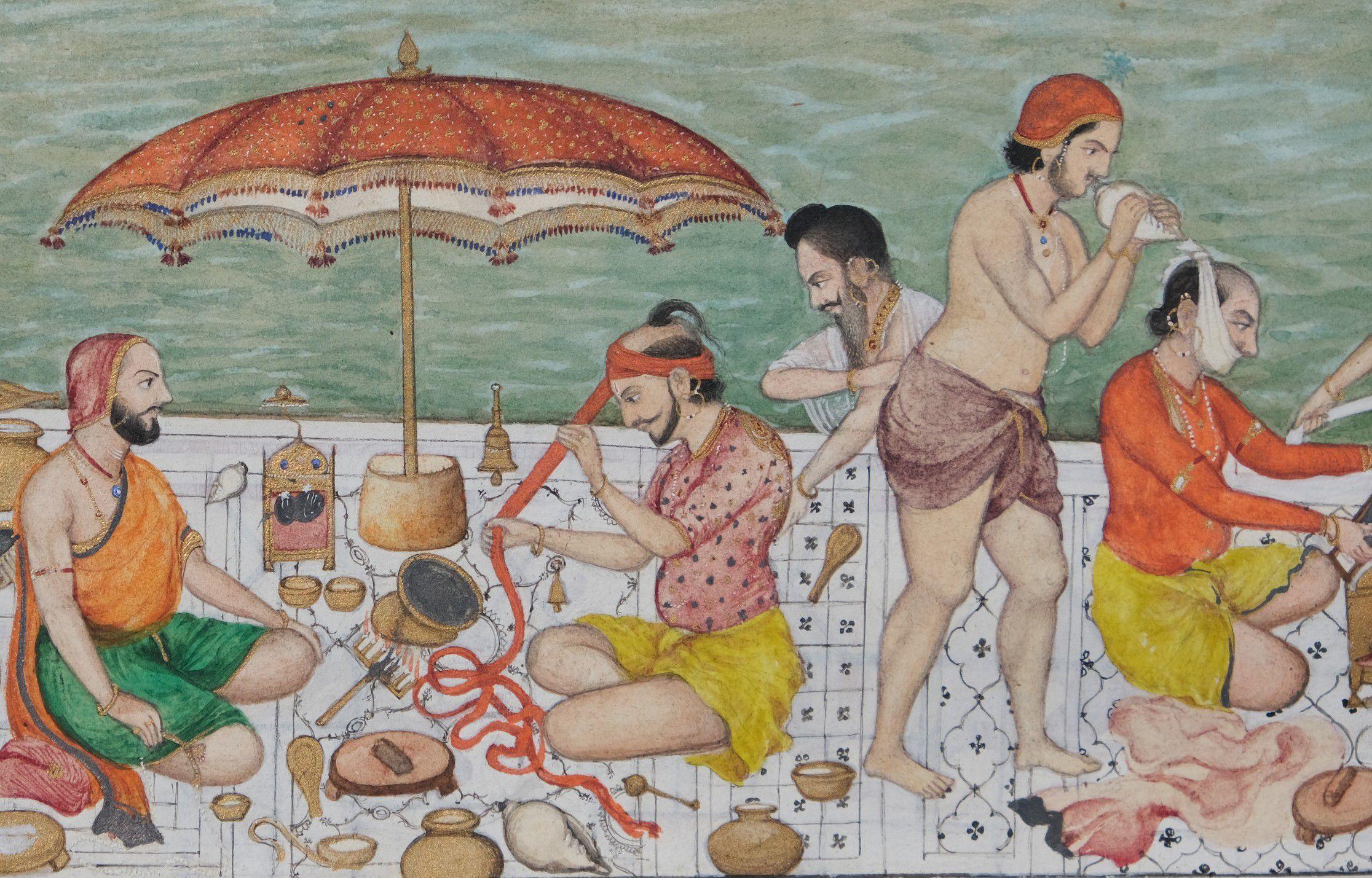 Scènes de vie au Harmandir Sahib, le Temple d'Or d'Amritsar Inde du nord, Penjab, Amritsar - Image 8 of 9