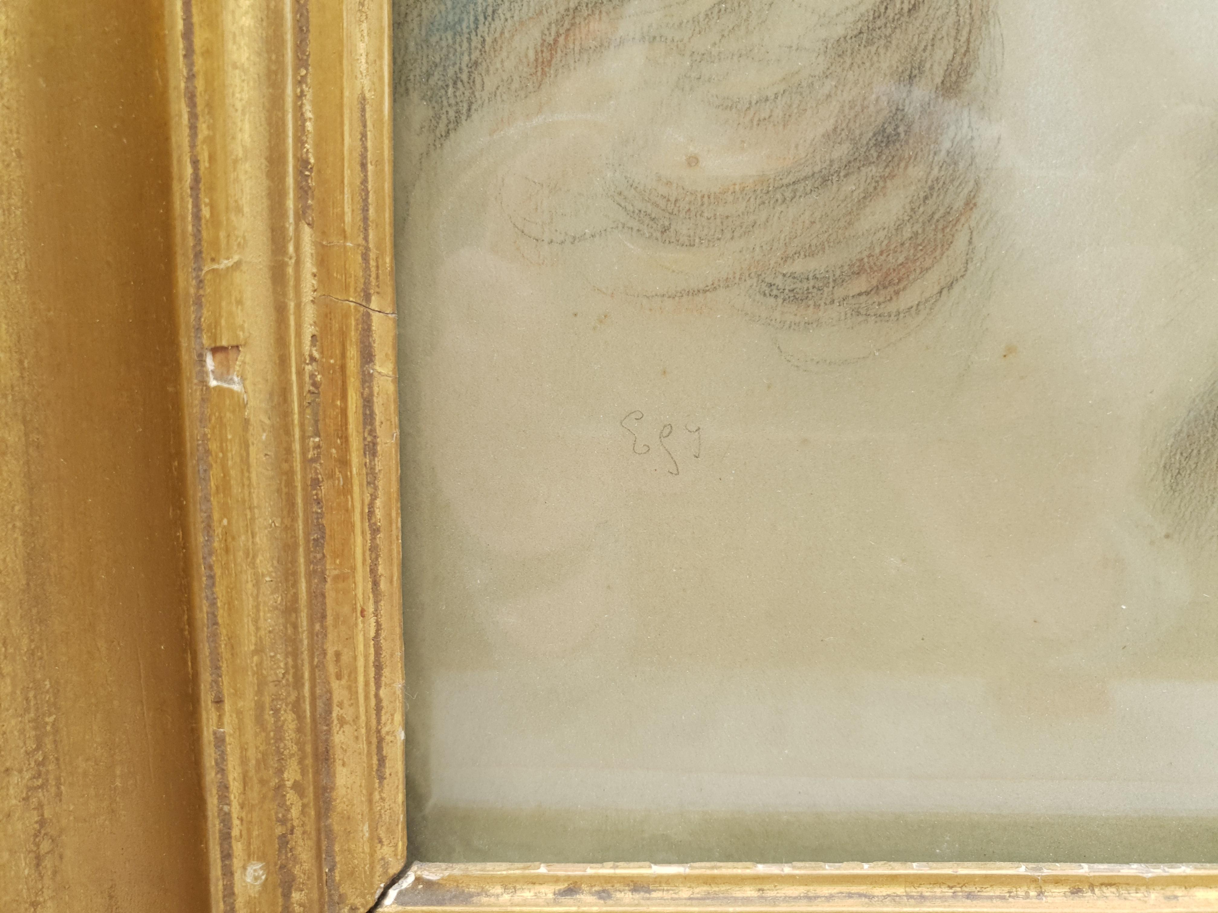 English School (19th century): Classical Maiden - Image 4 of 6