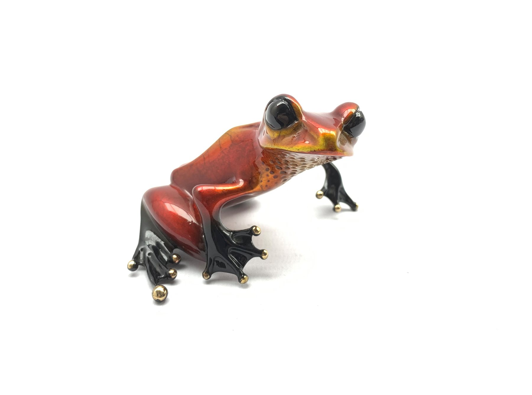 """Tim Cotterill (British 1950-): """"Scoundrel"""" Frogman, limited edition released 2007 (65/125) patina co"""