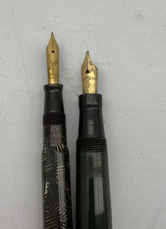 Conaway Stewart 'The Universal Pen' no. 479, Eversharp fountain pen with 14k nib, Eversharp propelli - Image 4 of 5