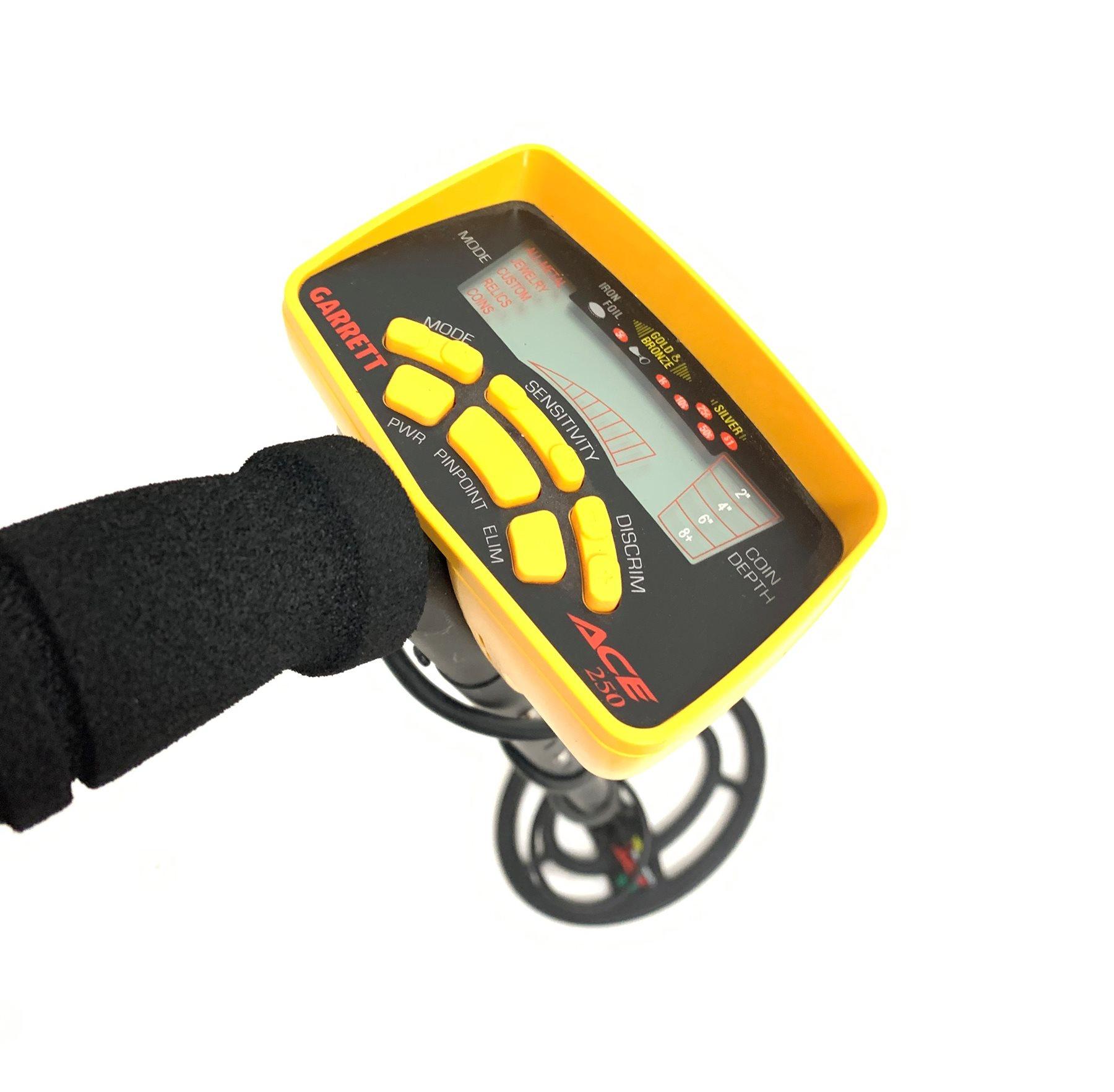 Garrett Ace 250 metal detector, H117cm - Image 2 of 3