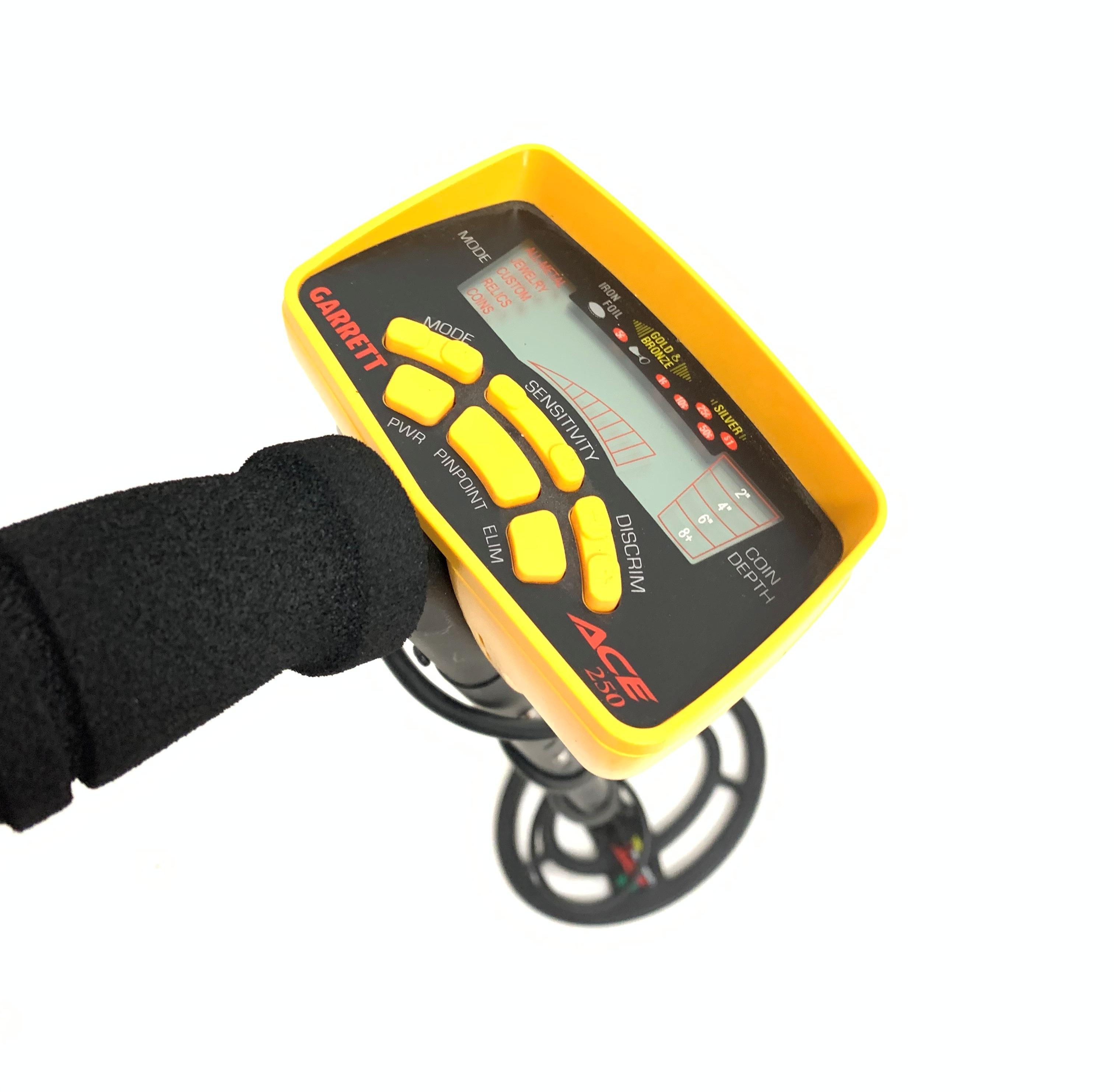 Garrett Ace 250 metal detector, H117cm - Image 3 of 3