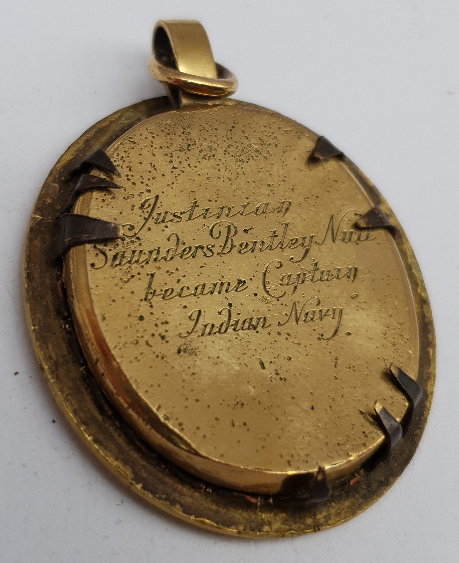 Penelope Carwardine (British 1729-1804): 'Justinian Saunders Bentley Nutt' - Image 7 of 7
