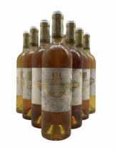 Chateau Coutet Sauternes-Barsac premier cru classe 2003