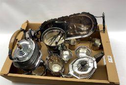 Plated spirit kettle