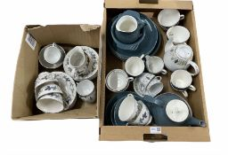 Poole pottery part tea set