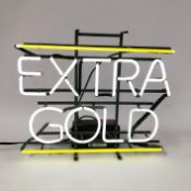Extra Gold (Coors) Neon Sign