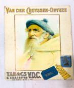 Van Der Cruyssen-Deynze tobacco advertisement