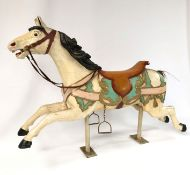 Heyn Carousel Horse ca. 1910