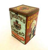 Tin Box Droste's Cacao Holland