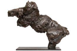 20th Cent. Belgian sculpture in bronze - signed Patrick Villas VILLAS PATRICK (° 1961) sculptuur