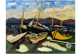 20th Cent. Belgian oil on canvas - signed Léon Devos||DEVOS LEON (1897 - 1974) olieverfschilderij op