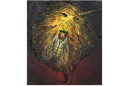 20th Cent. Belgian oil on panel - signed Marc Deltour||DELTOUR MARC (° 1941) olieverfschilderij op p