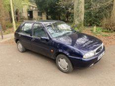 1998 Ford Fiesta Ghia