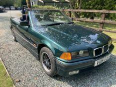 1999 BMW 318i Convertible