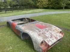 1961 Torero 1600 S (Body Only)