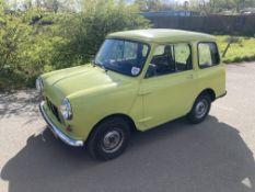 1962 Mini Van Custom Shorty