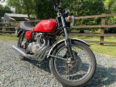 1976 Honda CBF400F 400-Four