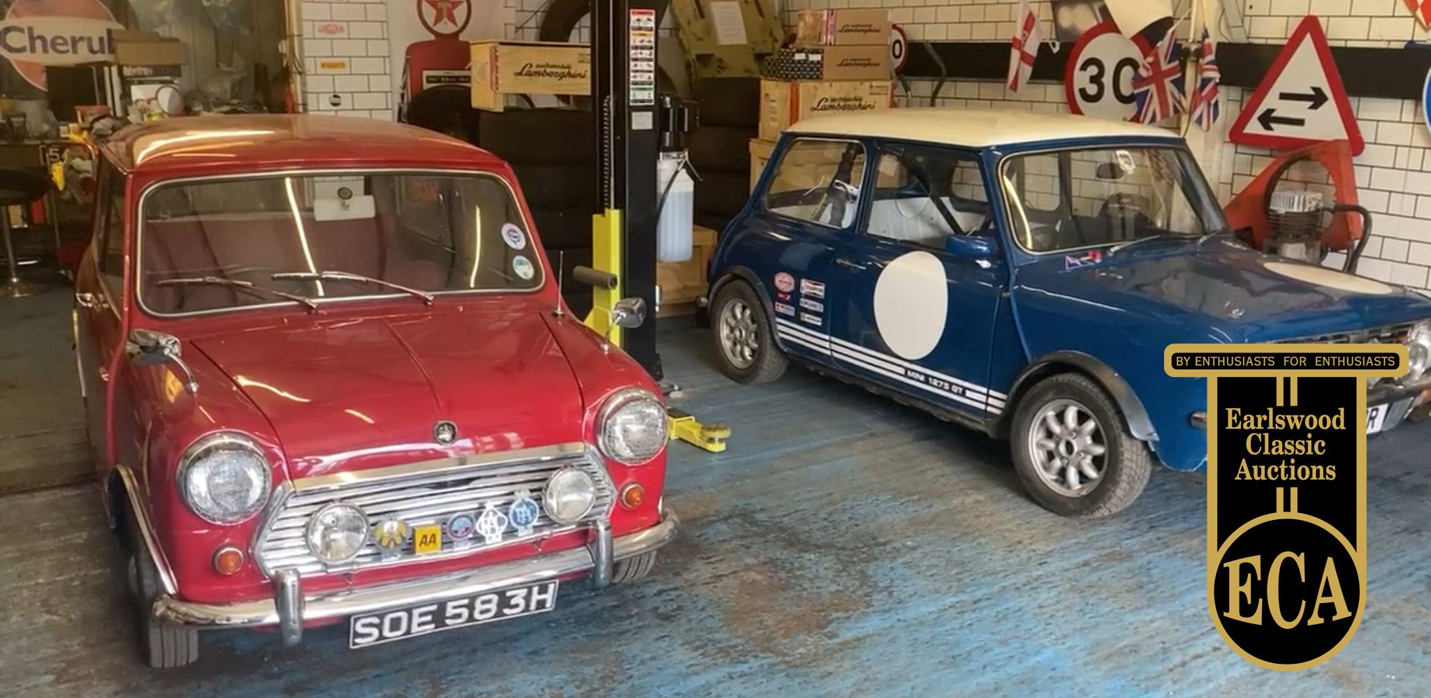 Earlswood Classic Auctions Classic and Performance Auction