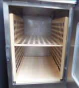 ENTHERMICSECI 540 BL BEEN USED AS A RESTAURANT HEATED HOLD CABINET NO RESERVE 3 PHASE