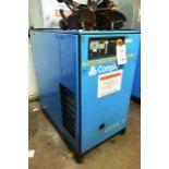 Compair Cyclon 218 air compressor, serial no. F164/0850 (1996), 7.5 bar, 22.1kw, 3 phase, Last...