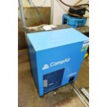Compair F95HS air dryer, serial no. 39846221001 (2013), refrigerant R407c, (240v), with two