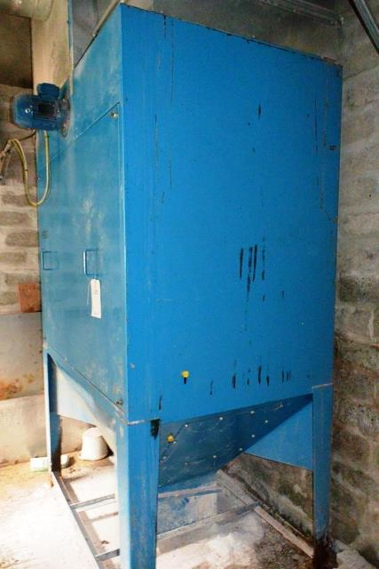 Steel frame extraction unit, approx total dimension 2500mm x 1650 x 1070mm (Please note: Excludes - Image 3 of 3