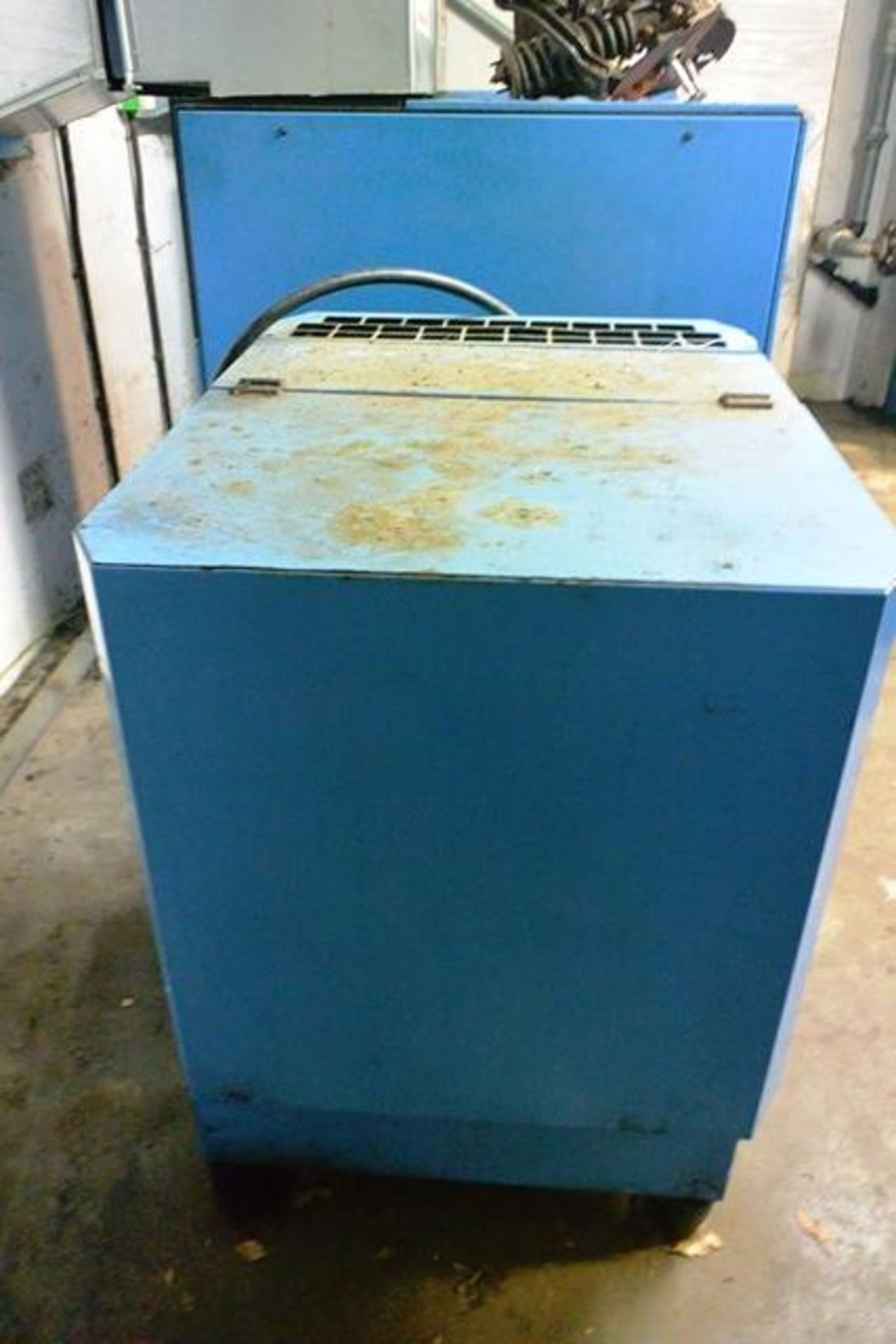 Boge SIS Autotronic air compressor, serial no. 24942 (1997), 10 bar, 11kw, 3 phase (Please note: A - Image 2 of 2