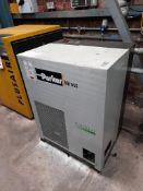 Parker Hiross Polestar Smart PTS075-A23015014TX compressed air dryer, Serial no. 398819130001,
