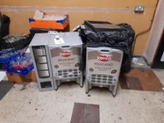 4 - Coffee machines, as lotted