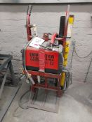 Sealey Tig17SHF power tig welder, on mobile stand