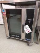 Blueseal E33D5 Turbofan electric countertop convection oven, s/n UKE33D5, purchase date 01/02/2015