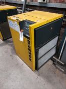 Kaeser HPC SK19 PLUSAIR packaged air compressor, Serial no. 1001. NB: The purchaser must ensure this