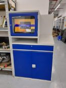 Contained Computer station