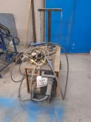 Butters Autoweld 165 type NBAW165 mig welder, Serial no. 18115781211