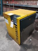 Kaeser HPC SK19 packaged air compressor, Serial no. 3902. NB: The purchaser must ensure this item is