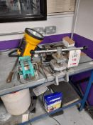 Quantity of tools including Siegling model SZS6 60M, Serial no. 077, Year 1998, SIP 3.5MCP