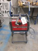 Lincoln Electric PC210 invertor plasma cutter, with LC25 torch, Serial no. P1161004505, with