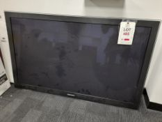 "Samsung PS60C7000YK 60"" plasma television"