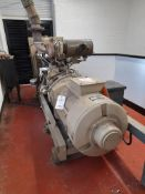 Dorman Dale Type C 116 kw generator, s/n 2910/2, year 1979, 146 KVA, Plant No. 45827, engine type
